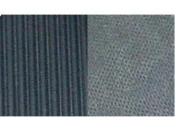 Gummimatte 3 mm massiv, schwarz - 120 cm breit, pro Laufmeter